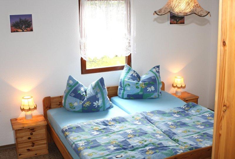 Schlafzimmer 1 im UG