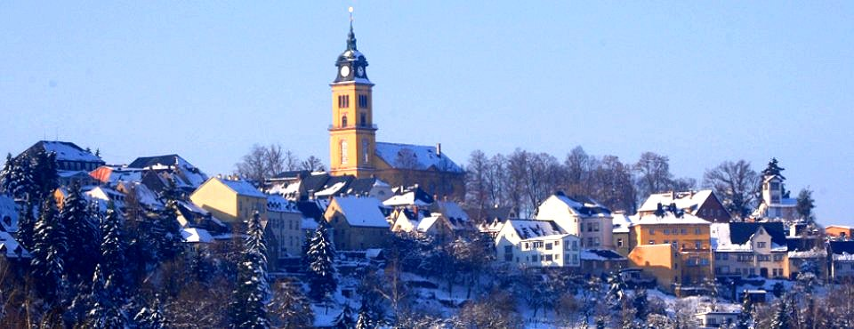 Augustusburg im Winter